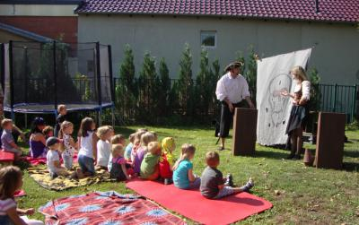 "Fotoalbum Sommerfest der Kita ""Bummi"""