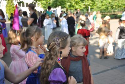 Fotoalbum Unser Mittelalterfest