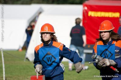 Foto des Albums: Kreisjugend Feuerwehr Zeltlager in Burgwald (20.08.2011)