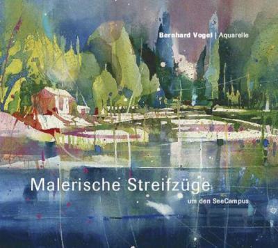 """Foto des Albums: Buchprojekt """"Malerische Streifzüge um den SeeCampus"""" (06.09.2011)"""