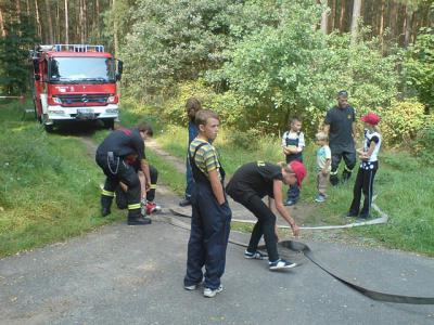 Fotoalbum Jugendfeuerwehrlager 2011