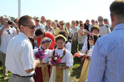 Fotoalbum Deutsch-Polnisches Sommerfest 2011 Aurith/ Urad
