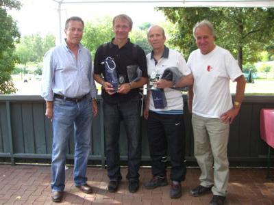 Foto des Albums: Senior Open Bad Kissingen 2011 (23.09.2011)