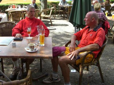 Foto des Albums: Senior Open Bad Kissingen 2011 (23.09.2011)