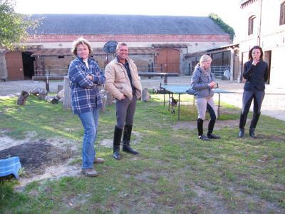 Foto des Albums: Wanderritt Niebede (08.10.2011)