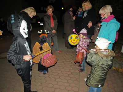 Fotoalbum Lampionumzug in Hohenleipisch