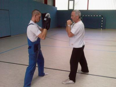 Foto vom Album: Trainingseindrücke