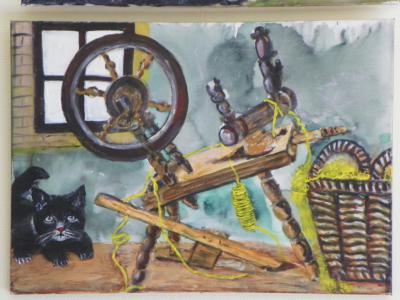 Foto des Albums: Bilderausstellung von Hannelore Schubert (23.09.2011)