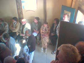 Foto des Albums: Einweihung der Synagoge (10.07.2005)