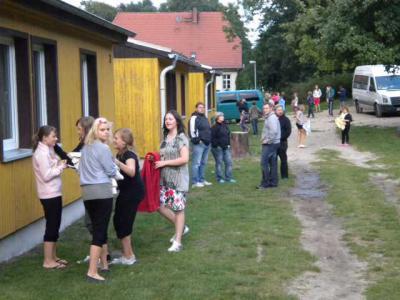 Fotoalbum Zeltlager der Jugendfeuerwehr in Zislow 19.08. - 21.08.2011