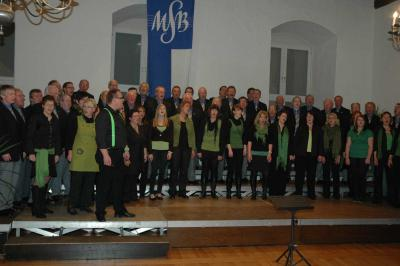 Fotoalbum Chorwettbewerb in Hann.-Münden