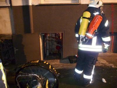 Foto des Albums: Rauchentwicklung im Gebäude in der Oberstadt (19.12.2011)