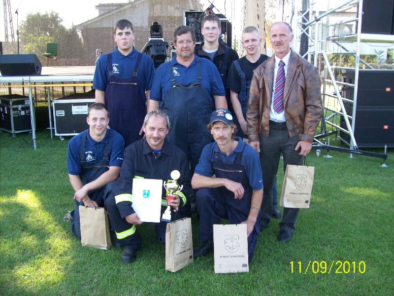 Team FF Lietzen  in Rozanki 11.09.10