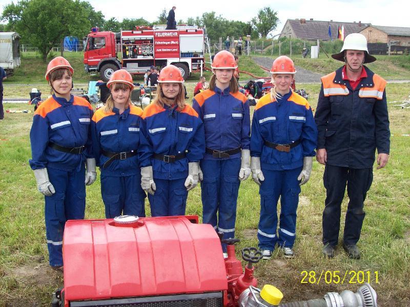 Team JFW Worin mein AAS in Marxdorf  28.05.11