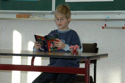 Fotoalbum Vorlesewettbewerb 2011
