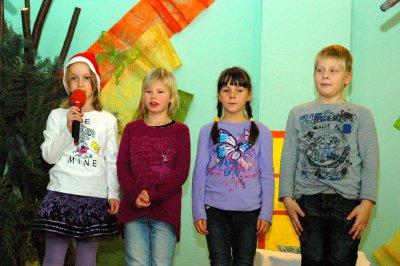 Fotoalbum Weihnachtsprogramm 2011