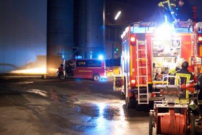Foto des Albums: Kabelbrand bei der Firma Hasenclever (28.12.2011)