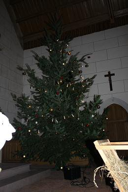Fotoalbum Gottesdienst am 24. Dezember