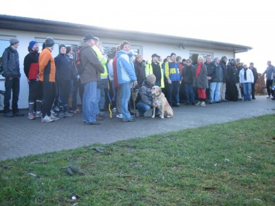 Fotoalbum Silvestersport des TSV Barmke am 31.12.2011