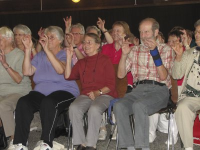 Fotoalbum Seniorentag Kernen, Okt. 2011
