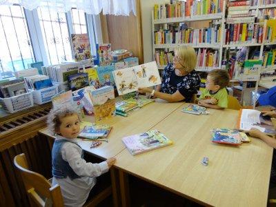 Foto des Albums: Kleinkindgruppe (10.01.2012)