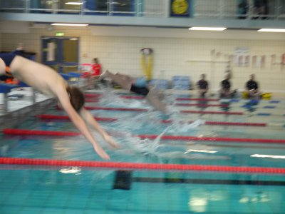 Fotoalbum Landesmeisterschaften des ASB im Rettungsschwimmen