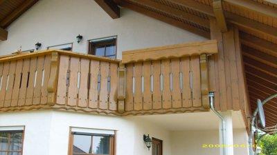 Foto des Albums: Balkonbau (19.01.2012)