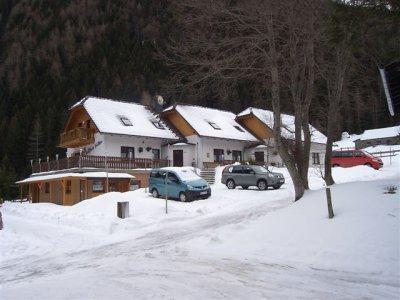 Fotoalbum Ansichten eines Winterurlaubes 2011/2012