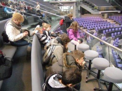Fotoalbum Besuch im Bundestag