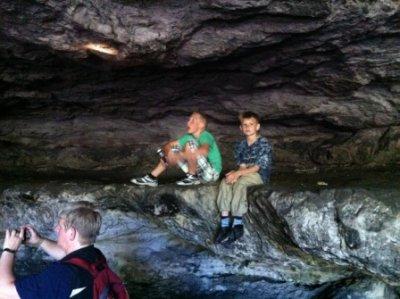 Fotoalbum Klassenfahrt der Klasse 5 in das Elbsandsteingebirge