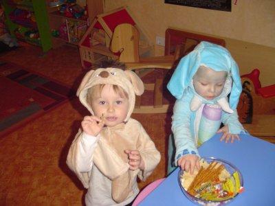Foto des Albums: Fasching bei den TickTack-Kindern (20.02.2012)