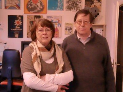 Fotoalbum Barbara und Winfried Junge zu Besuch im Filmmuseum