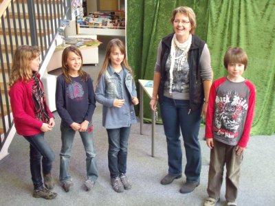 Foto des Albums: Lesewettbewerb der Klasse 4 der GS-Zielitz (30.03.2012)