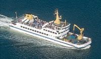 Fotoalbum Besichtigung des Fährschiffes Baltrum I
