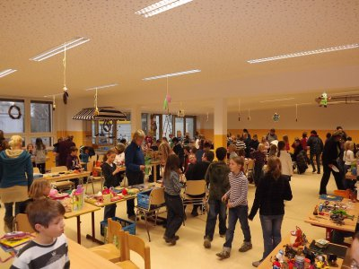 Fotoalbum Flohmarkt