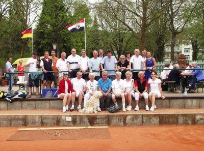 Foto des Albums: Saisoneröffnung mit Schleifchenturnier (29.04.2012)
