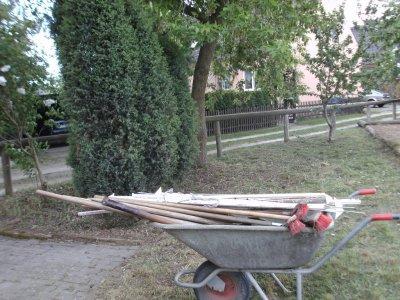 Foto des Albums: Arbeitseinsatz (12.05.2012)