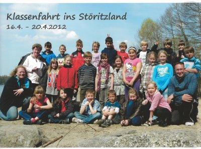 Fotoalbum Klassenfahrt 3b  Mai 2012
