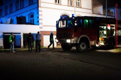 Foto des Albums: Brandeinsatz im Am Herrenacker Battenberg (23.05.2012)