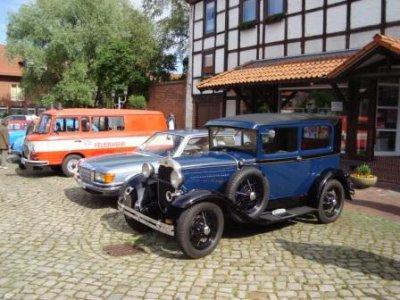 Fotoalbum Firmen- und Oldtimermesse 2012