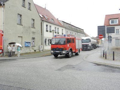 Fotoalbum Stadtfest der Stadt Niemegk 2012