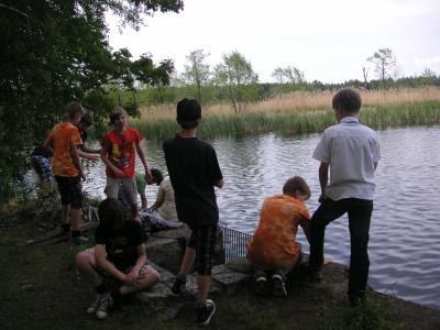 Foto des Albums: Abschlussfahrt Klasse 6:  Schullandheim Grüngräbchen (08.06.2012)