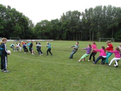 Fotoalbum Sportfest an der Grundschule