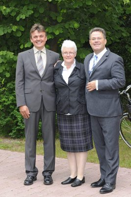 Foto des Albums: Kirchenvorstand (01.07.2012)