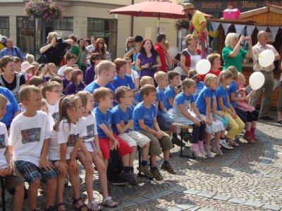 Fotoalbum Zuckertütenfest 2012
