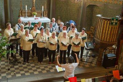 Foto des Albums: Chortreffen 2012 in Leuben (01.07.2012)
