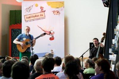 Fotoalbum Liedermacher Toni Geiling & Kaspar Domke