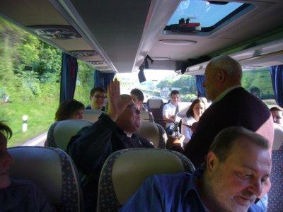 Fotoalbum Vatertagsausflug 2012