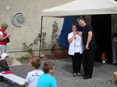 """Fotoalbum Sommerfest 2012 in der Kita """"Volkstedter Zwerge"""""""