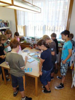 Foto des Albums: Buchsommer 2012 (09.07.2012)